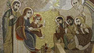 Epifania - p.M.Rupnik