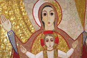 Madre di Dio - p.M.Rupnick