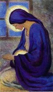 Maria Donna dell'attesa