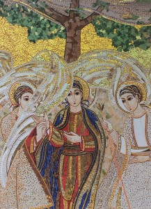 La Santa Trinità - Rupnik